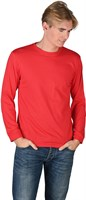 Shirt red (long sleeves)