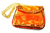Tasche Bollywood Orange