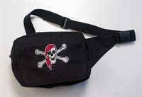 Hip bag pirate