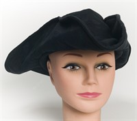 Hat pirate black