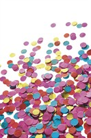 Luxury confetti, 100 grams