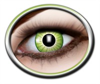 Contact lenses Electro Green    (3 months)