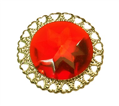 Ring Chevalier rot