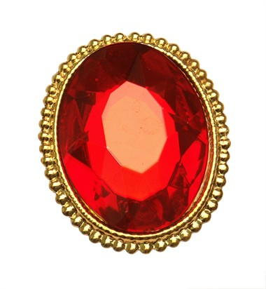 Ring Chevalier Rood