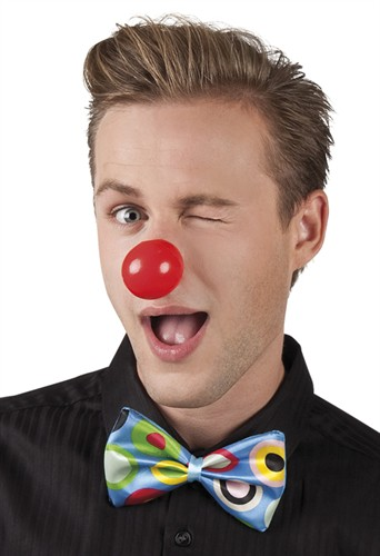 Clown nose foam 12 pcs.