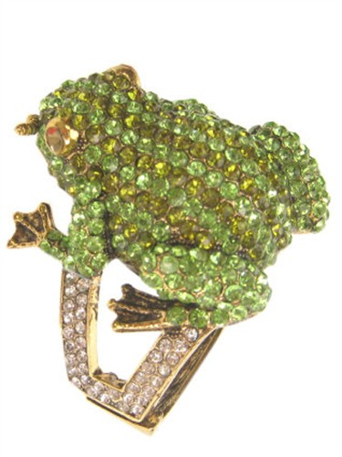 Frosch Armband