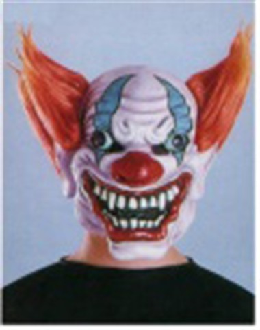 Masker crazy clown halloween