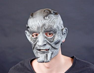 mann mit maske