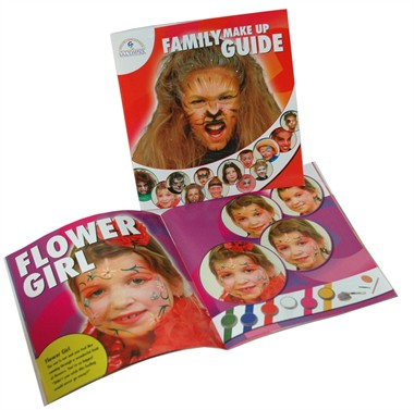 Schminkboek: Make Up Family Guide