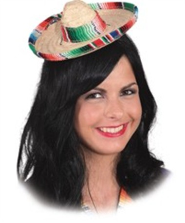 Hut Sombrero mini multicolor