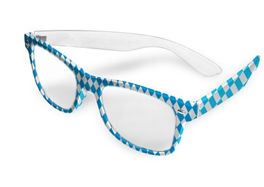 Brille Blues Brothers Oktoberfest
