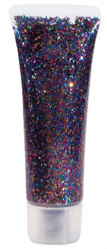 Glitzer-Gel multicolor 18ml