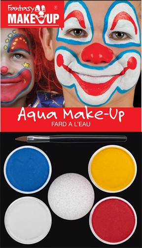 Aqua-Motiv-Set Clown