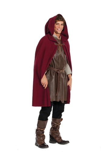 Burda patroon: Robin Hood