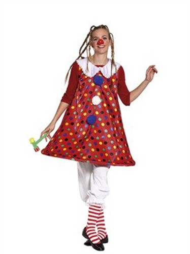 Burda patroon: clowns