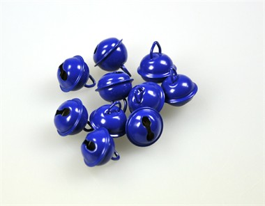 Belletje blauw 11mm