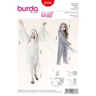 Burda patroon: Spook