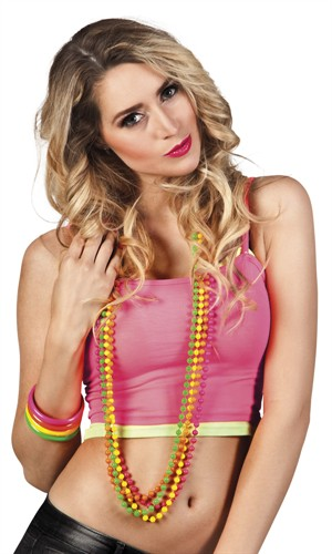 Colorful chains 4pcs.