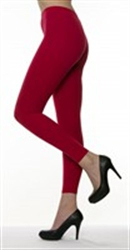 Legging rood (Jersey 180 grams)