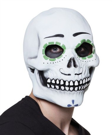 Maske Calavera Day of the Dead Halloween