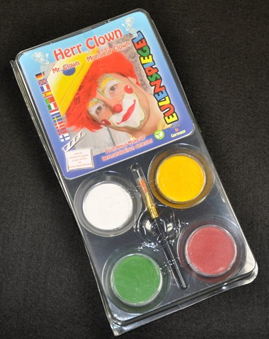 Aqua-Motiv-Set Herr Clown