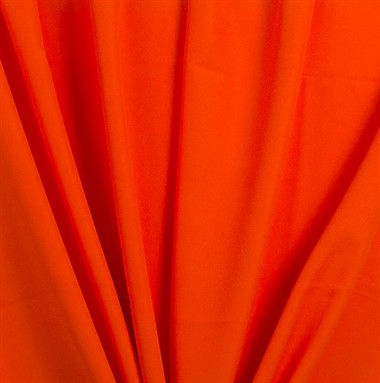 Gabardine, Neon Orange (Dick) 150cm breit
