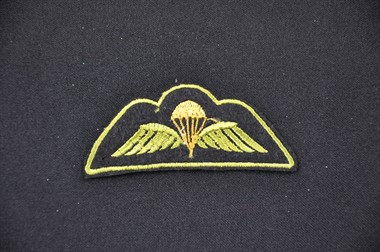 Emblem Parachutes with Wings 8x3,5cm
