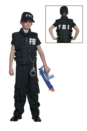 FBI Weste Luxus
