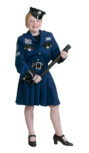 Police-Girl  ( rok,blouse)