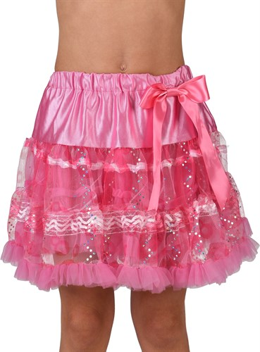 Petticoat pink glamour