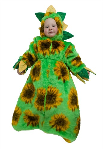Sleeping Bag sunflower