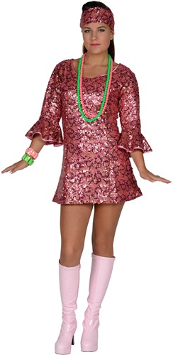 Flower Power Gogo (dress,headband)