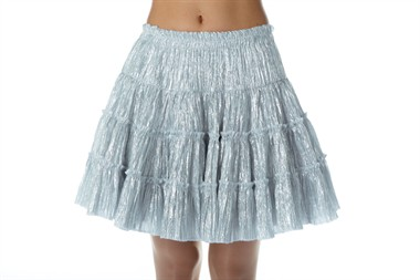 Petticoat zilver (Crush)