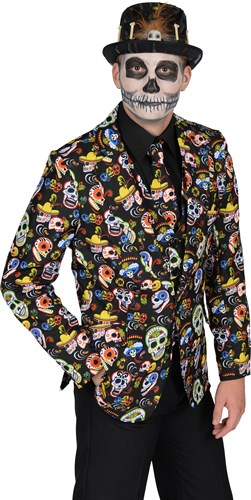 Jacket Day of the Dead