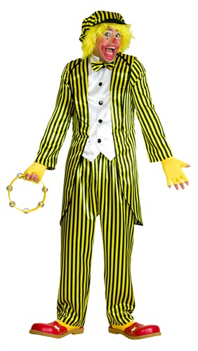 Clown Chicco yellow/black (top/trouser)