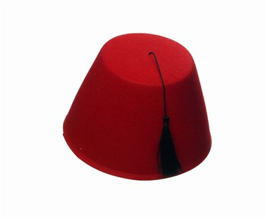 Fez red