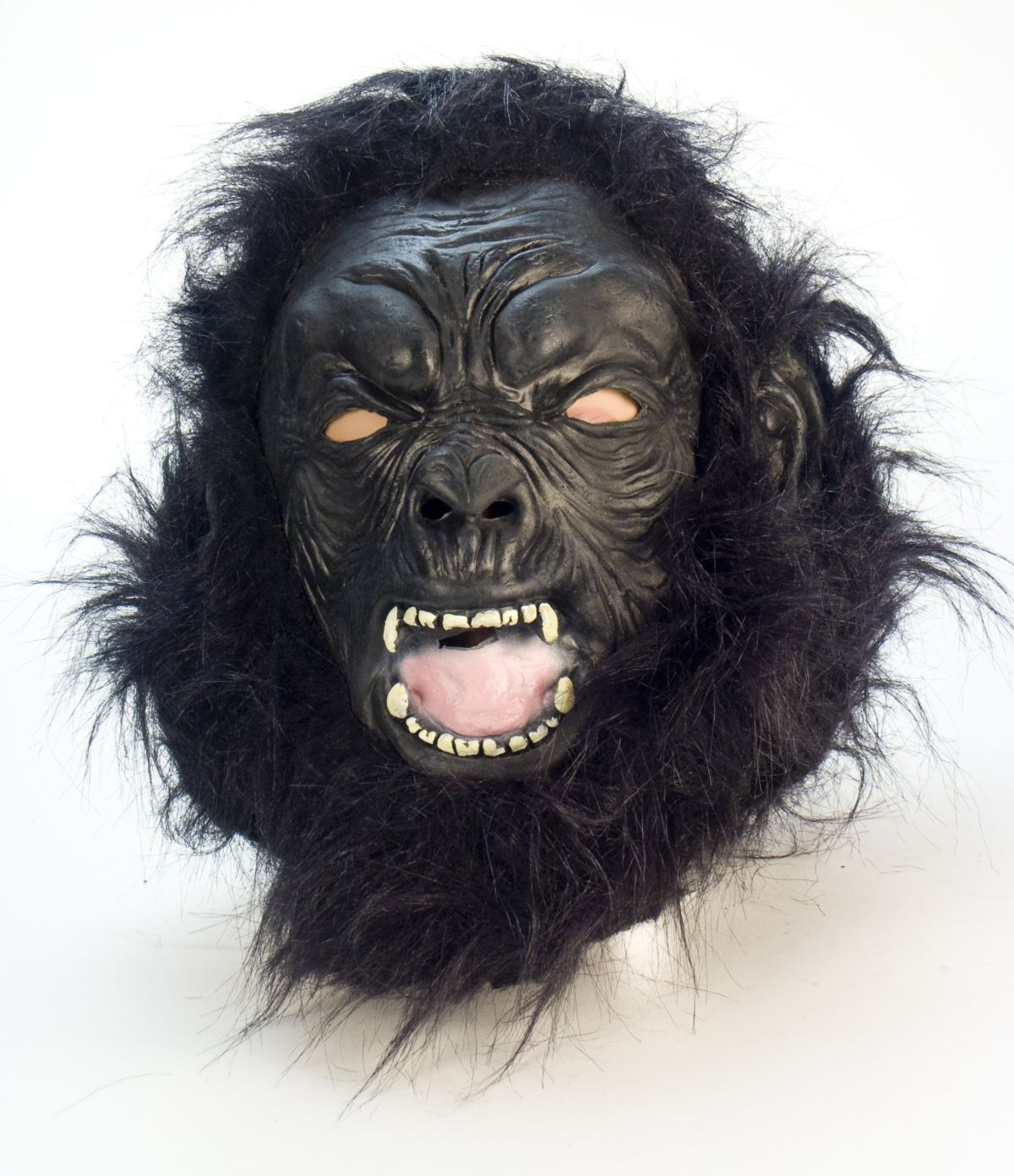 gorilla maske die sch ne maske bei. Black Bedroom Furniture Sets. Home Design Ideas