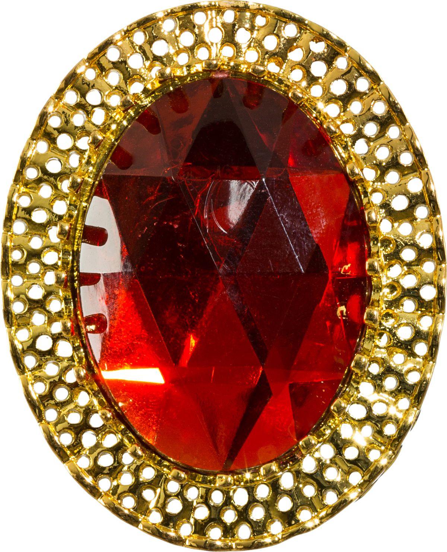 ring gold mit rotem stein bei. Black Bedroom Furniture Sets. Home Design Ideas