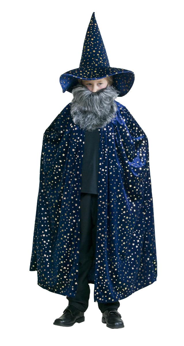 Marchen Kostum Zauberer Magic Fur Kinder Bei Karnevalswierts Com
