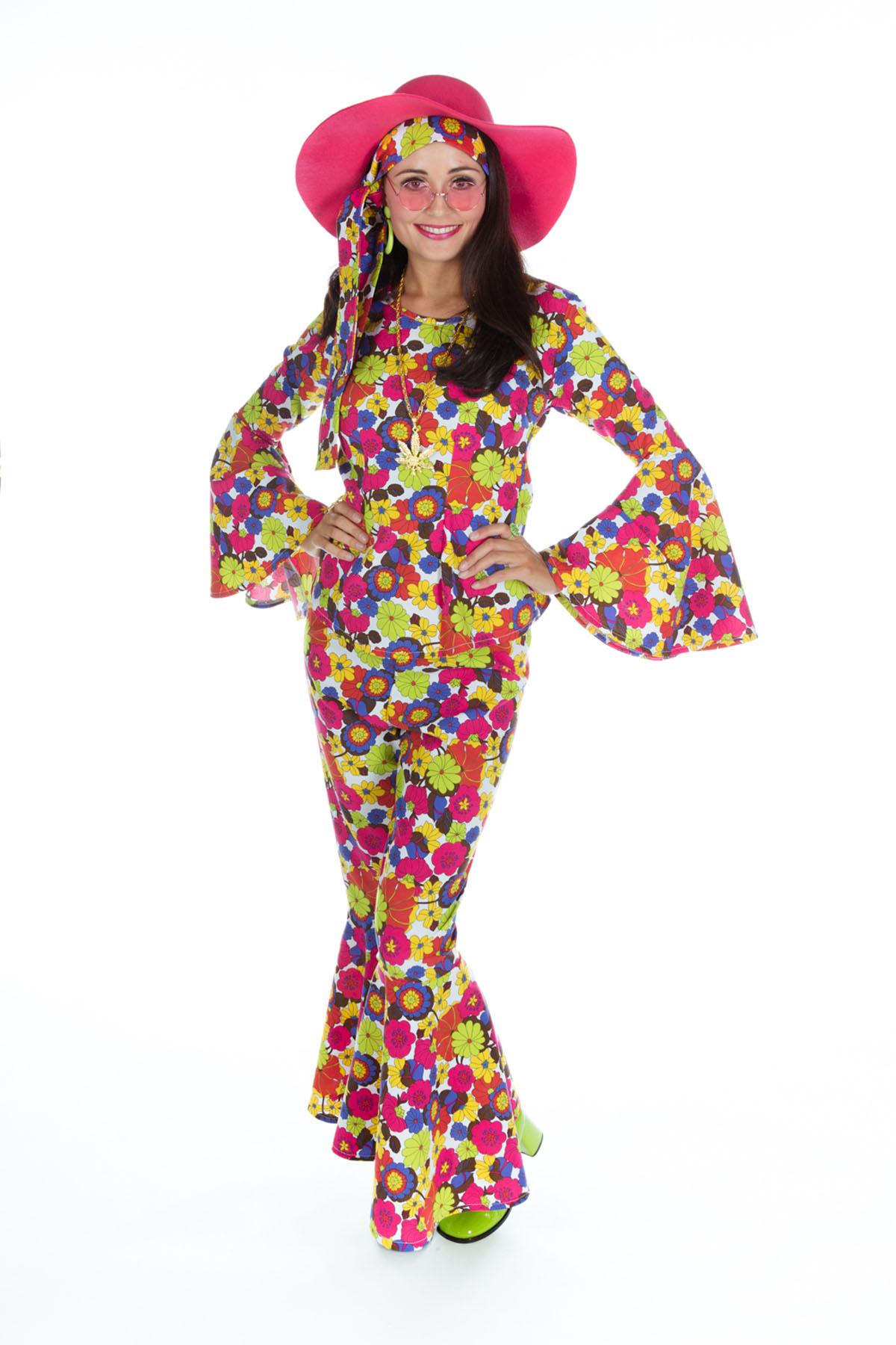 Hippie Kostume Karnevalswierts