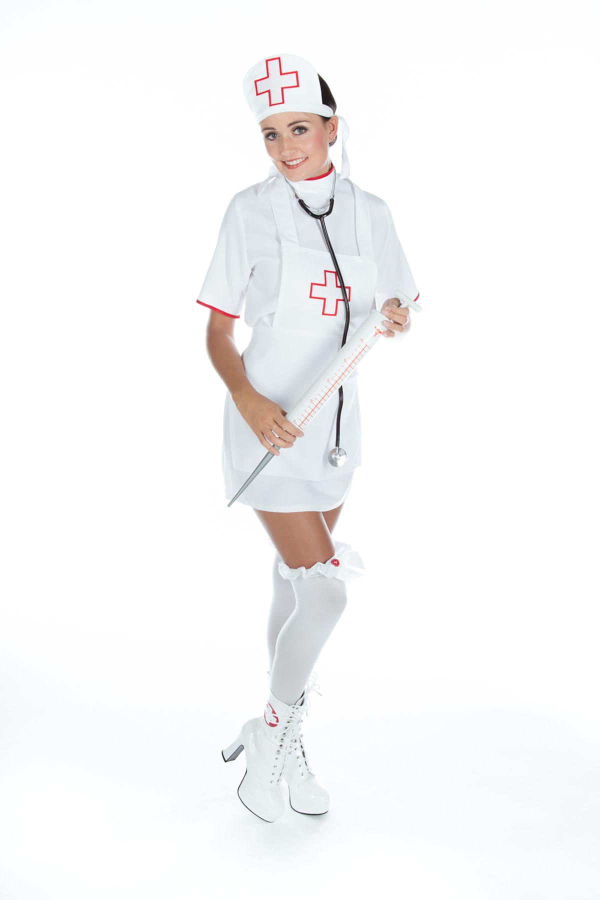 Krankenschwester Das Schone Kleid Bei Karnevalswierts Com