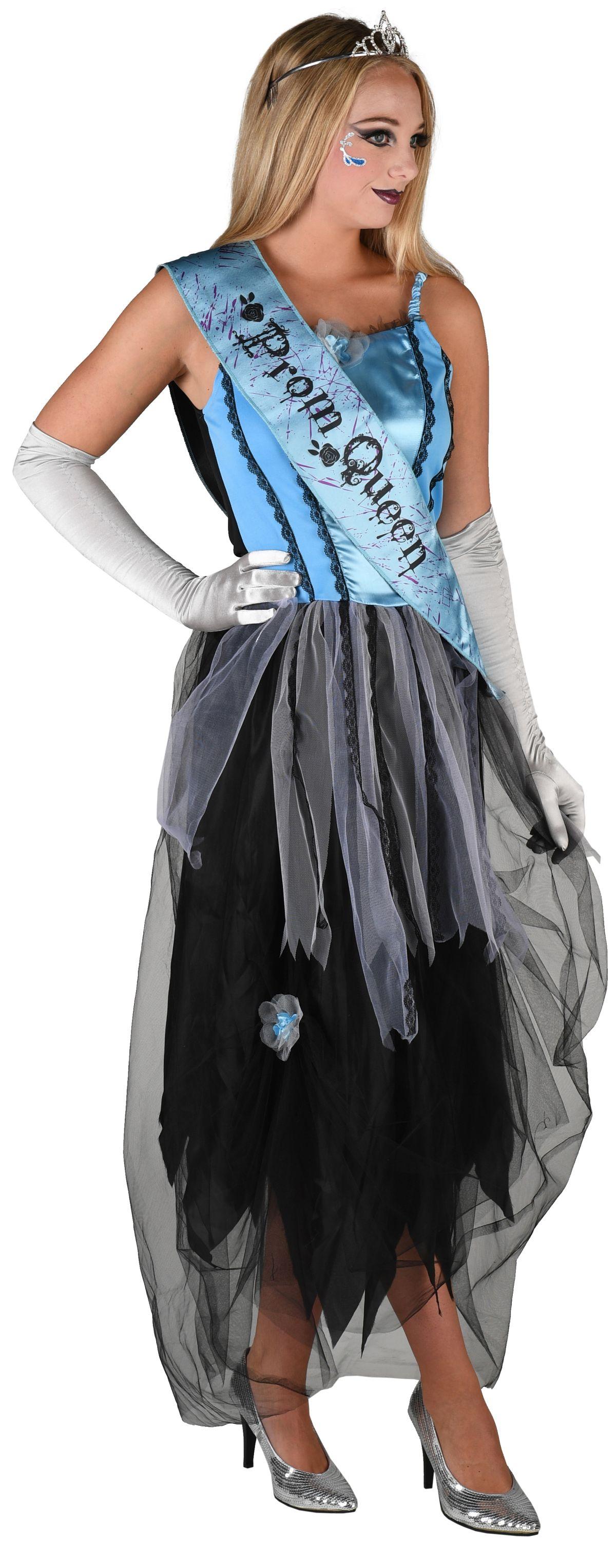 Prom Queen (Kleid,Schärpe)