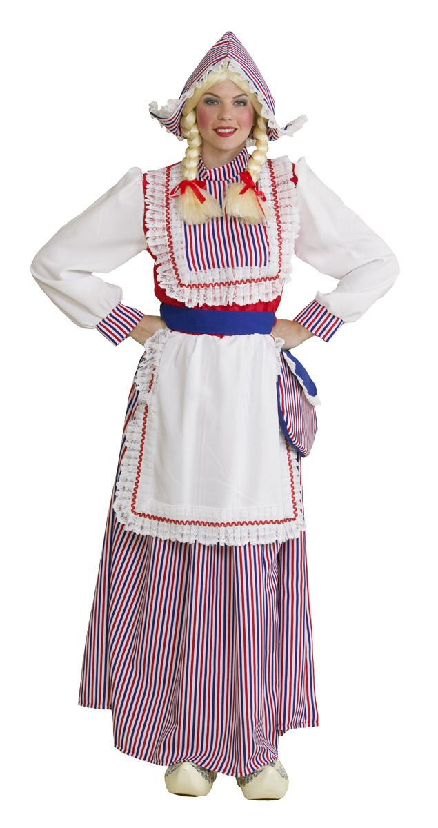 Holländerin, das Kostüm aus Holland bei karnevalswierts.com