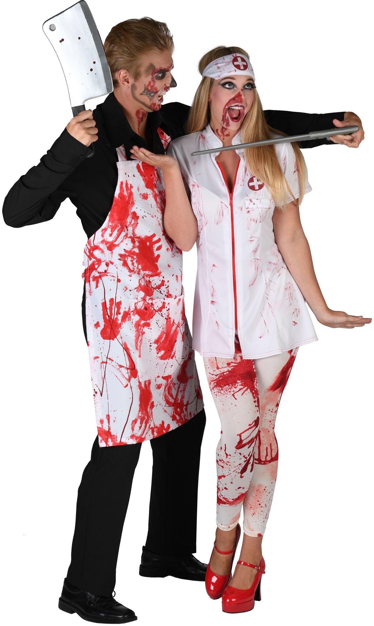 Krankenschwester Blutig Halloween