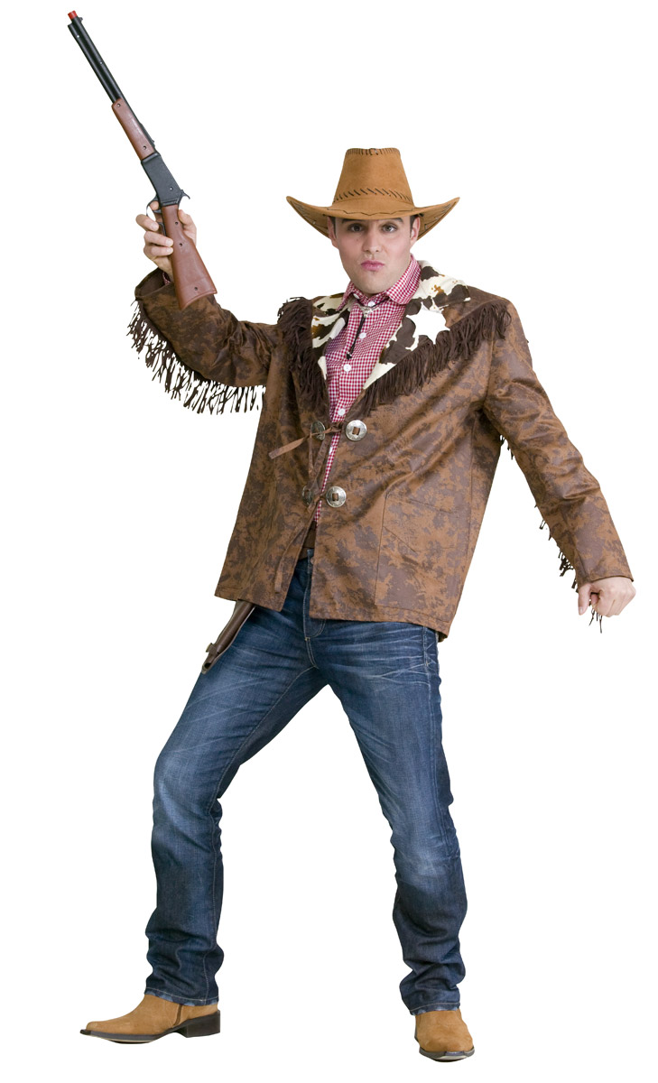 cowboy jacket joe the groovy costume at