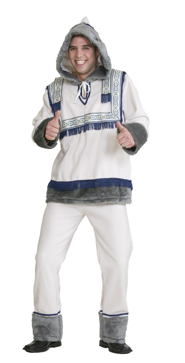 Eskimo Kostum Fur Fasching Und Karneval Bei Karnevalswierts Com
