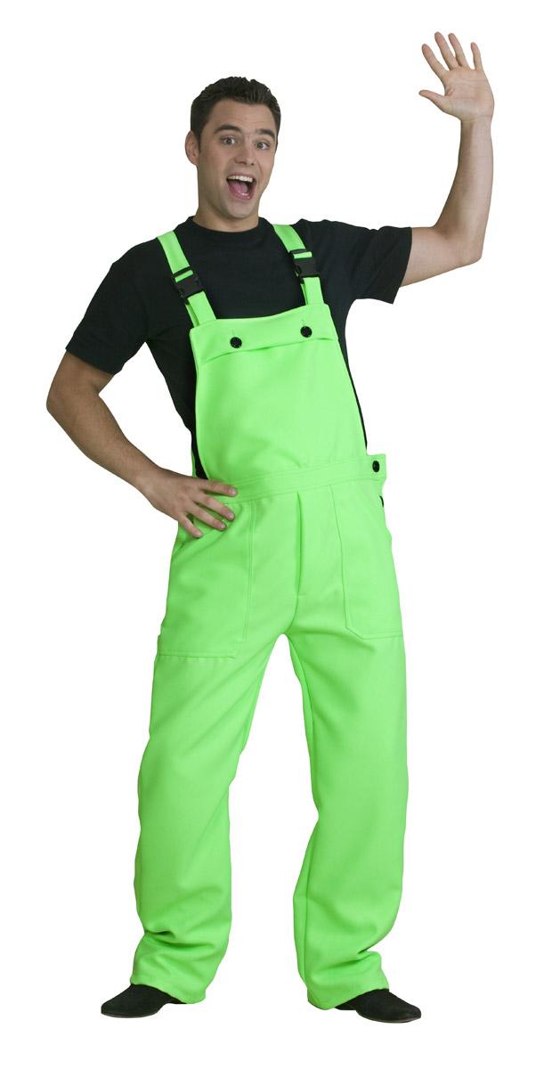 Workerhose Neon Grun Bei Karnevalswierts Com