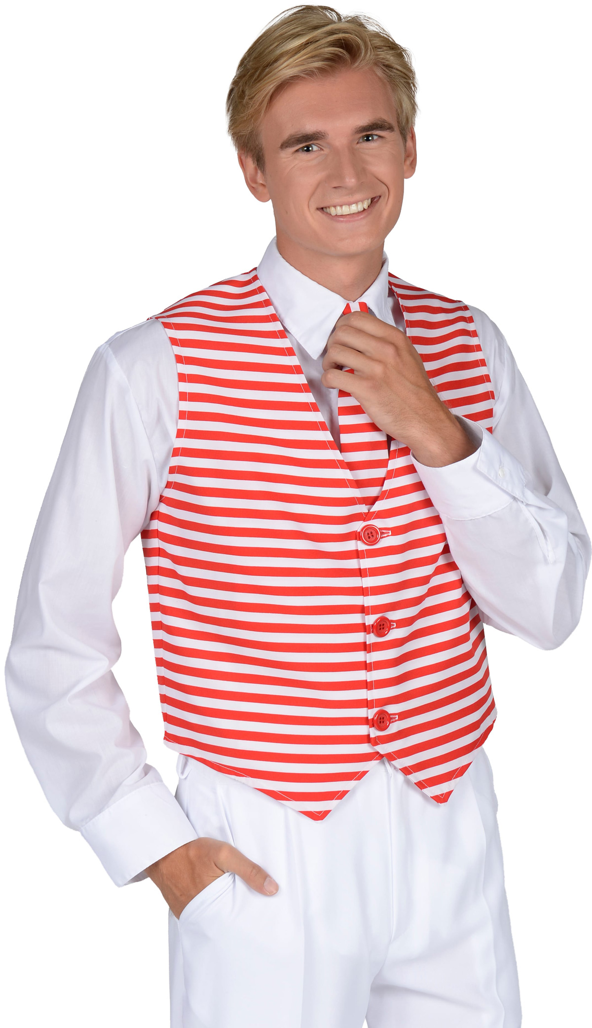 Hats Hats Wollmütze Strickmütze Totenkopf Rot/weiß Sonderangebot